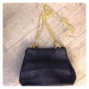 Handbags - Lambskin leather bucket bag
